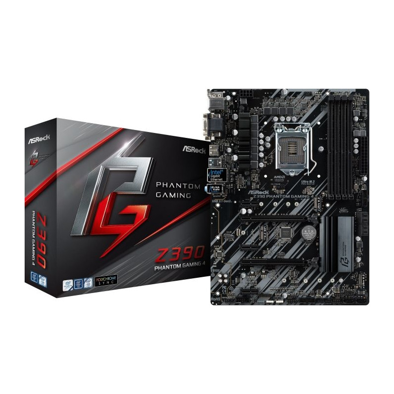 ASRock Z390 PHANTOM GAMING 4 - 1151