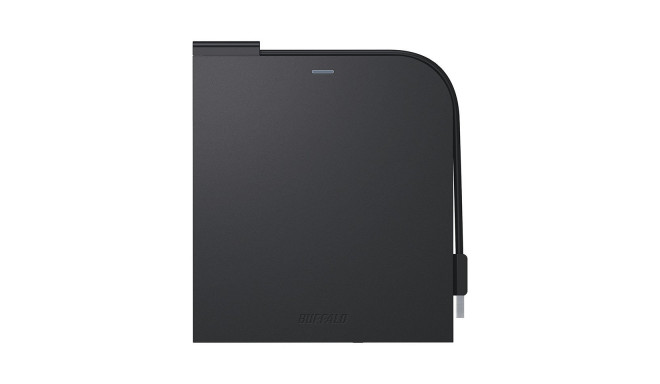 Buffalo external DVD drive BRXL-PT6U2VB, black
