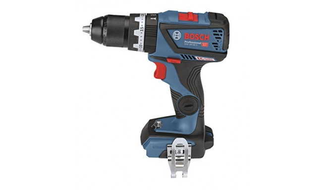 Bosch GSB C Professional - blue / black - L-BOXX, without battery and charger