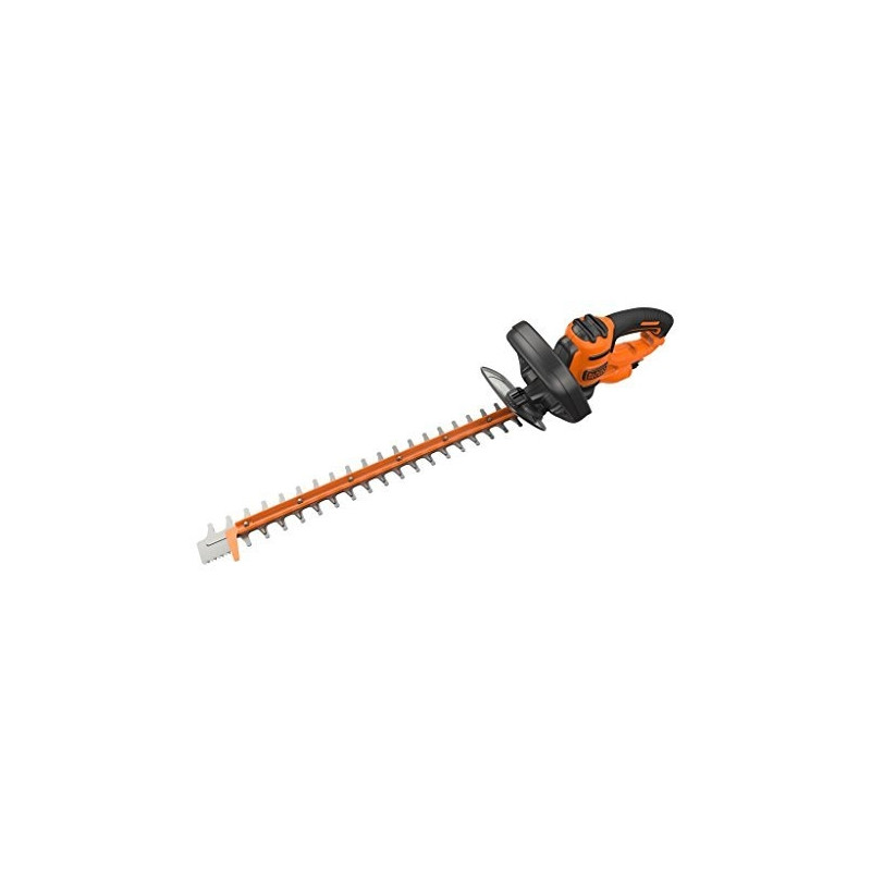 Black&Decker hedge trimmer BEHTS401 - orange / black