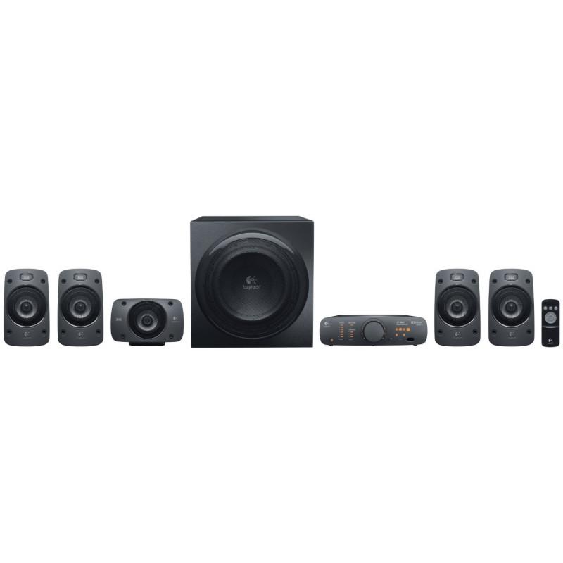Logitech Z906 THX 5.1 black K