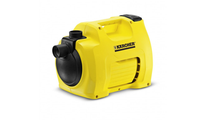 Karcher BP 3 Garden yellow/black