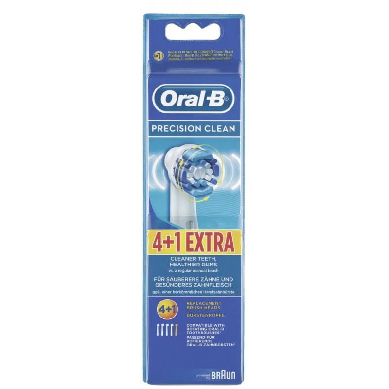 b1d5200939d Braun hambaharja otsikud PrecClean 5tk - Hambaharjade tarvikud ...