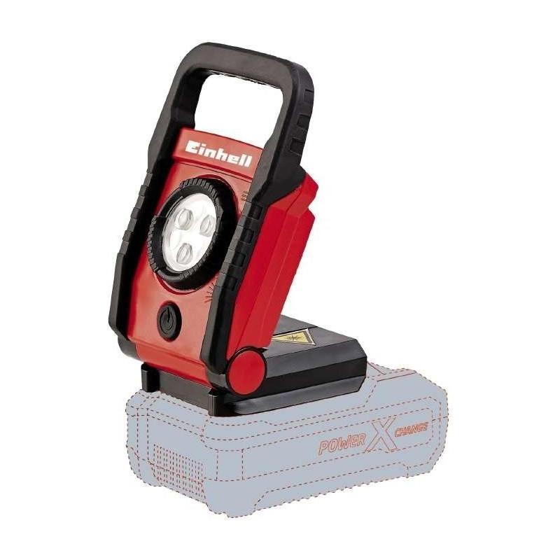 Einhell Battery Lamp TE-CL 18 Li red