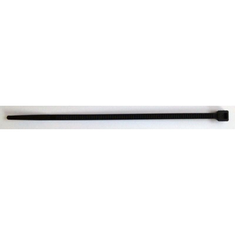 CABLE TIE 200X4.8 BLACK 100pcs