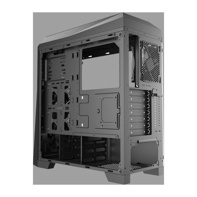 AZZA Chroma 410B - black window