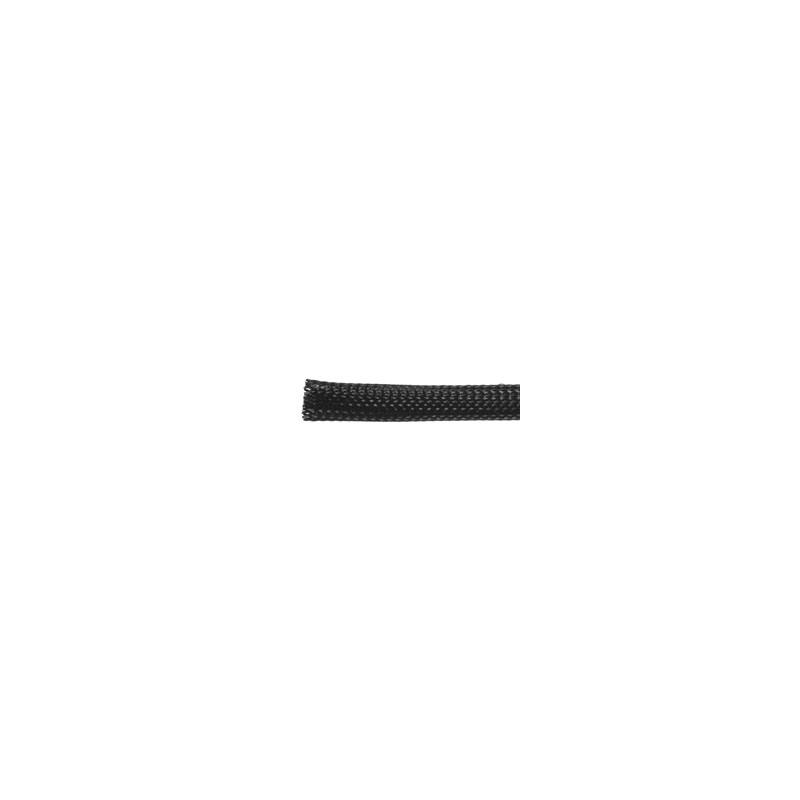 BRAIDED SLEEVES 10-18mm BLACK