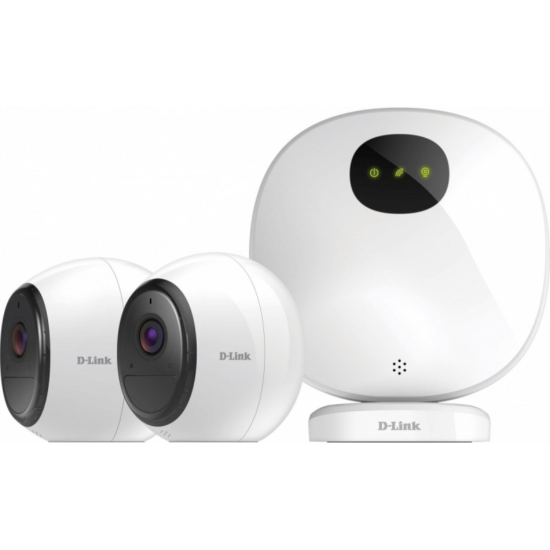 Camera set WiFi FHD DCS-2802KT-EU Mydlink Pro Wire-Free