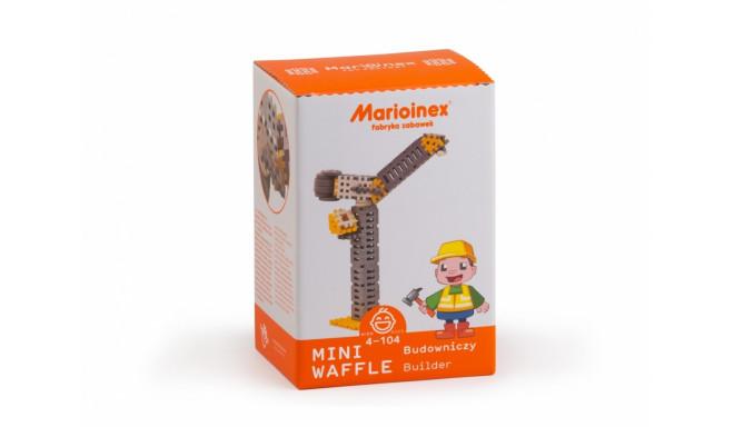 Construction blocks Mini Waffle Builder Medium Set