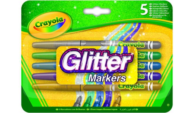 Brocade markers 5 pcs