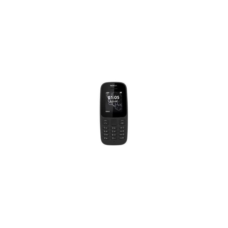 105 2017 Dual Sim Black
