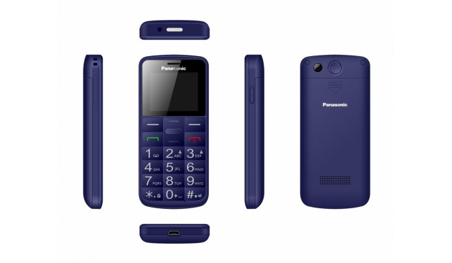Panasonic KX-TU110, blue