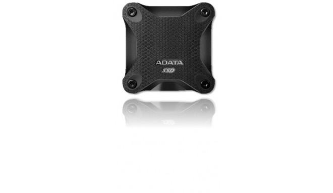 Adata SSD SD600 512G 2.5'' USB3.1 TLC 3D Black