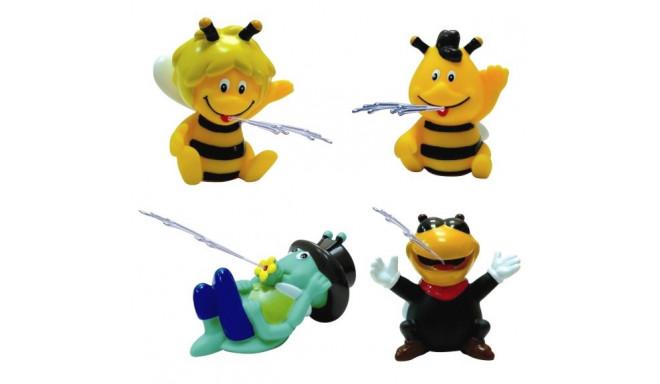 Bath toy Maya the Bee 4 types