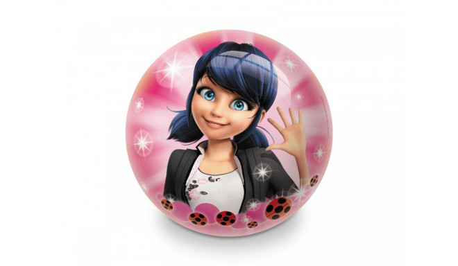 Rubber ball Miraculous Lady Bug 23 cm