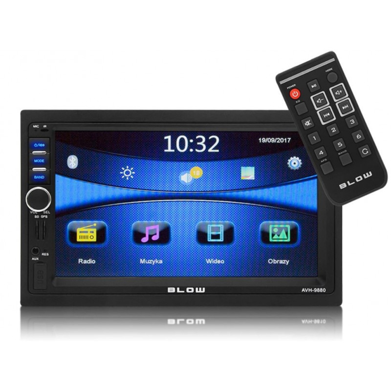 BLOW car radio AVH-9880