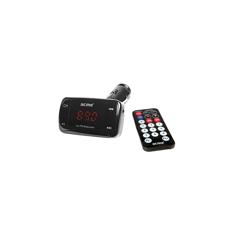 Car FM Transmitter F100-01 with SD card