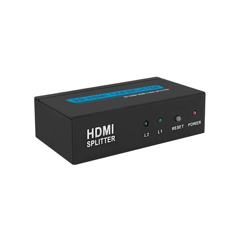 Active splitter HDMI Splitter 1x2 v 1 3b