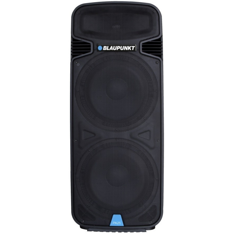 Audio system PA25 PLL Karaoke