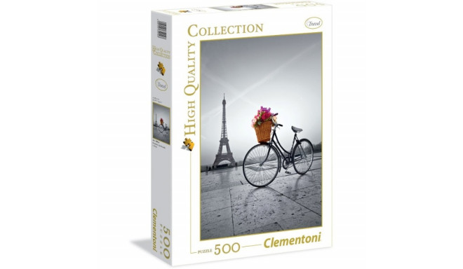 Clementoni pusle Romantiline promenaad 500tk