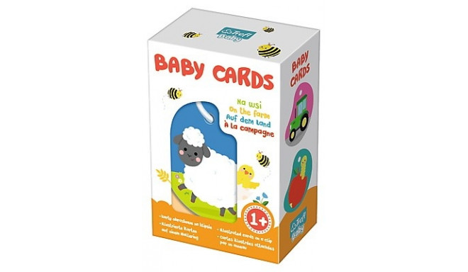 Baby Cards - On the farm