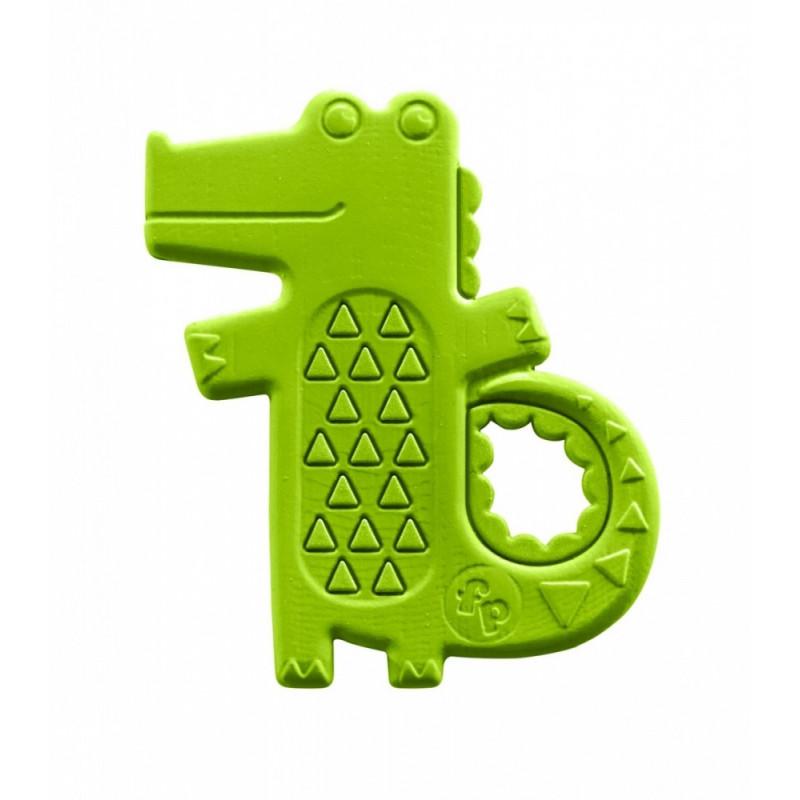 Activating animals, alligator pendant