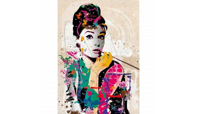 1000 EL. Audrey Hepburn