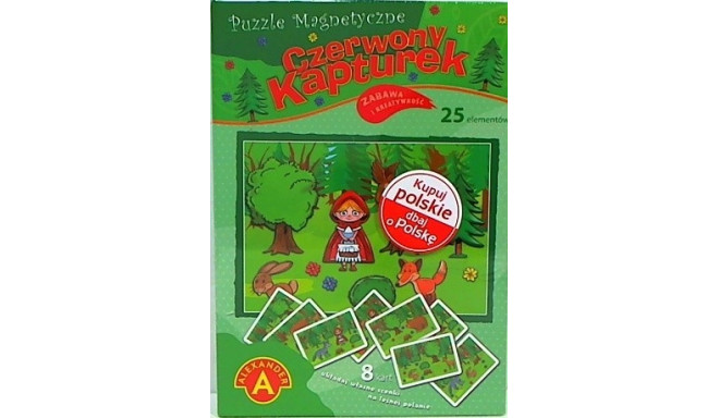 ALEXANDER Magnetic puzzl e Little Red Riding Hoo