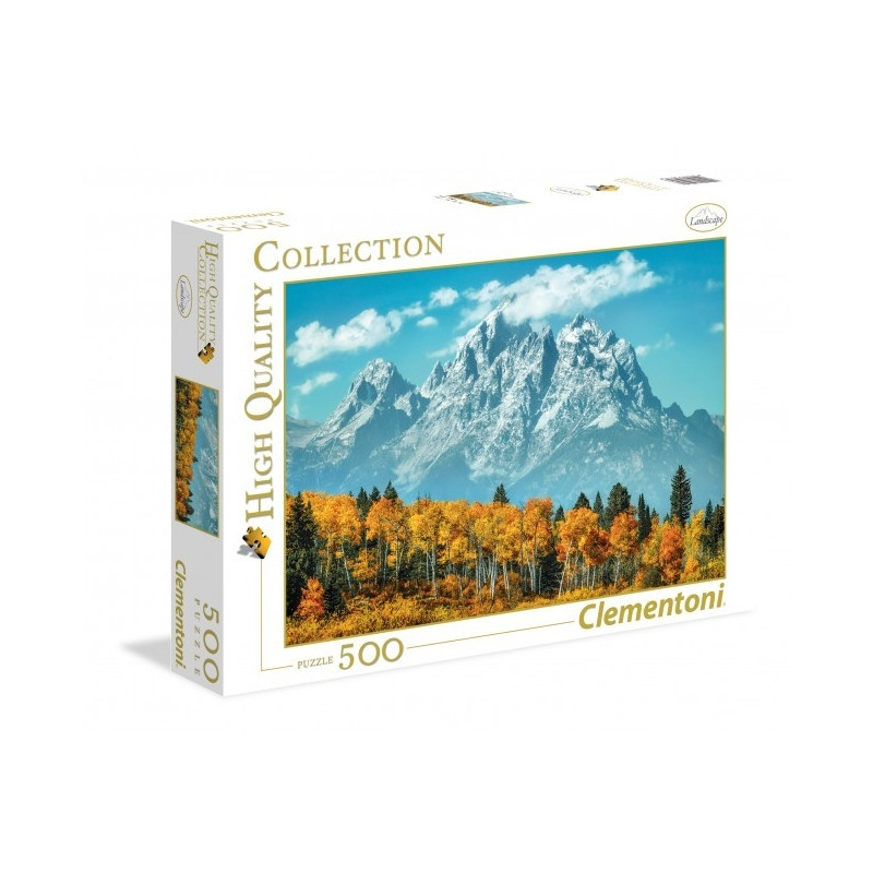 500 ELEMENTS Grand Teton National Park