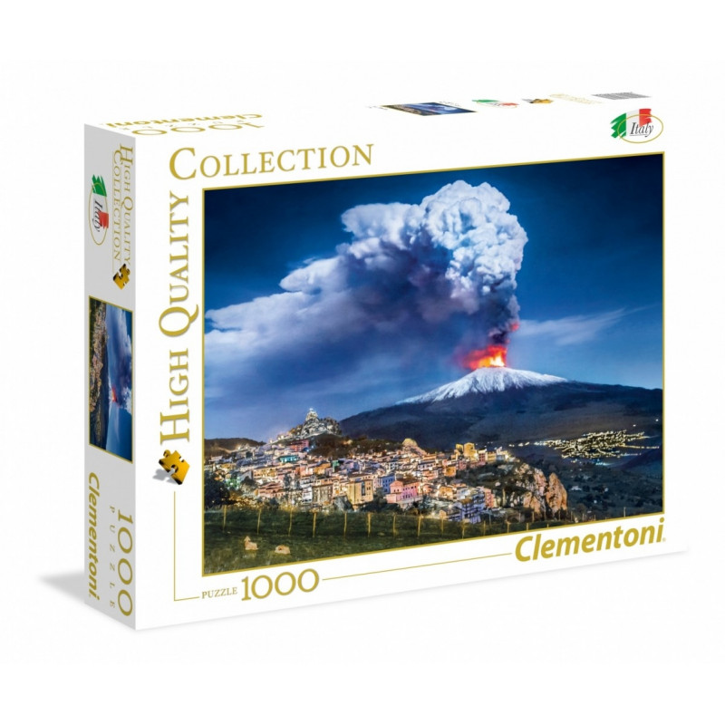 1000 elements High Quality Etna