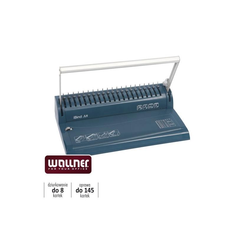 Binding machine Wallner iBind A8