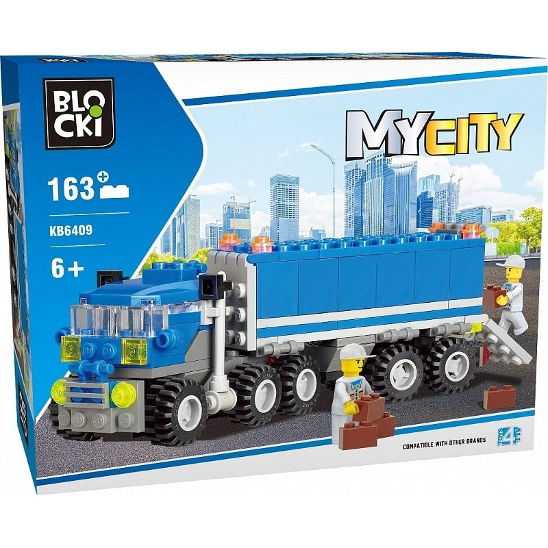 Blocks MyCity 163 pcs Truck