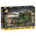 Blocks Small Army 700 elements Howitzer AHS Crab - self-propelled armatohaubica