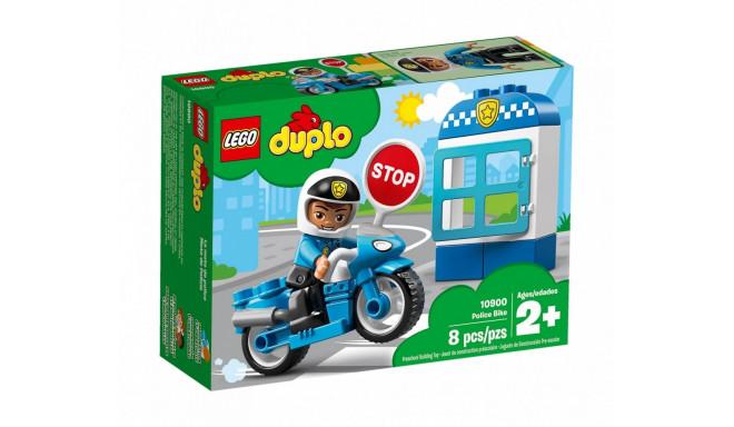 Blocks DUPLO Police Motorbike