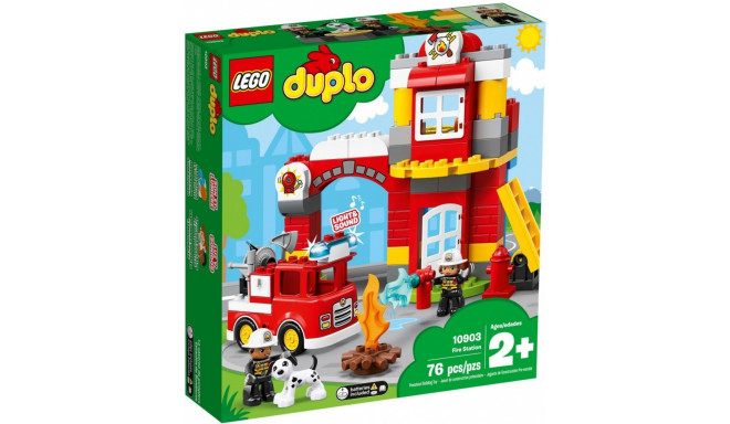 Blocks DUPLO Fire Station