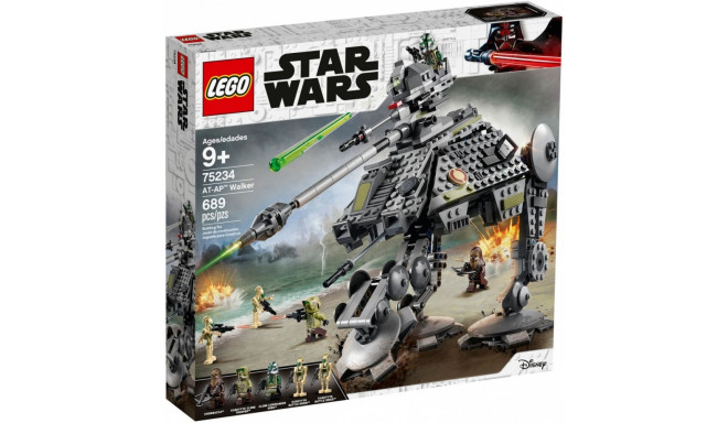 Blocks Star Wars AT-AP Walker