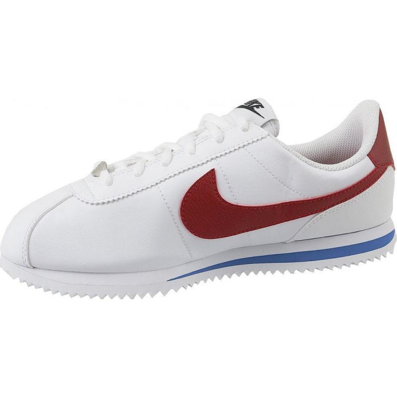 quality design fbc49 0dc0e Shoes Nike Cortez Basic Sl GS 904764-103 (universal; 37,5; white color)