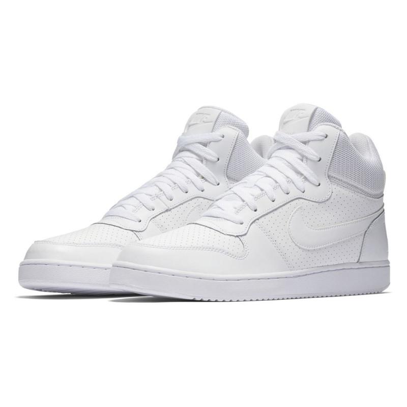 f815c655ba68a Shoes sports Nike Court Borough Mid 838938 111 (men's; 43,5; white ...