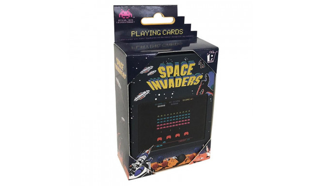 PALADONE SPACE INVADERS card game Cards