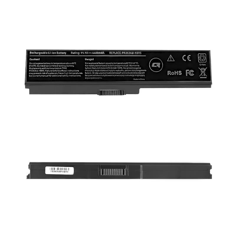 Battery for laptop Qoltec 7275 PA3634 (44 Wh