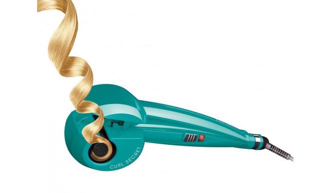 Babyliss automaatne juuksekoolutaja Fashion Curl Secret C905PE, türkiissinine