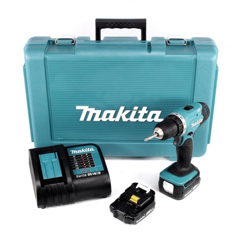 Drill and driver battery MAKITA DDF343SYE DDF343SYE