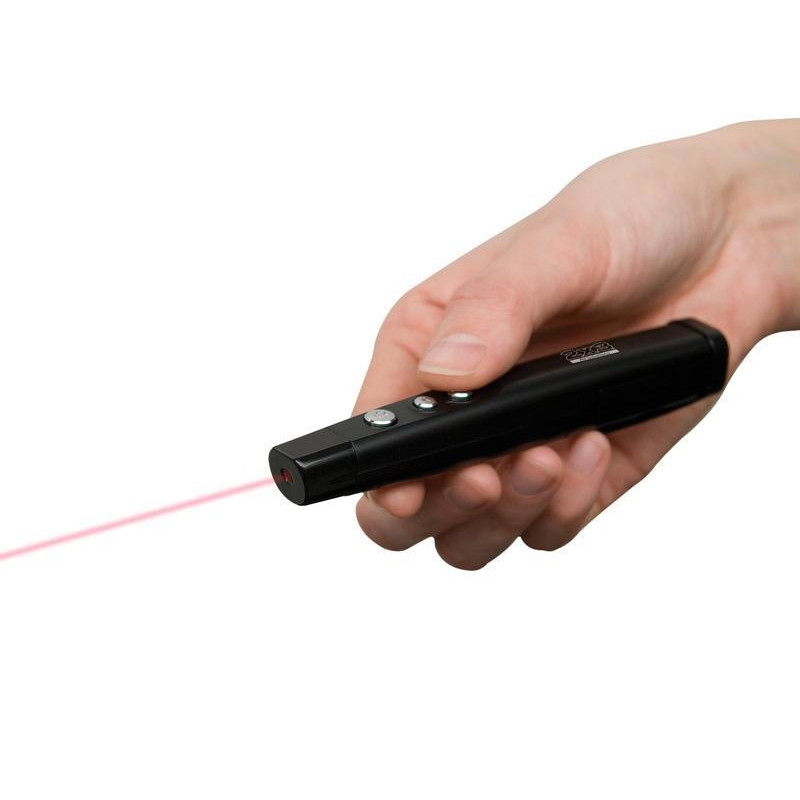 Remote control with laser pointer 2x3 WL002