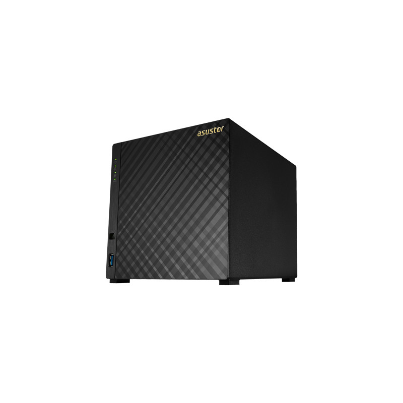 Asus Asustor Tower NAS AS3104T up to 4 HDD/SS