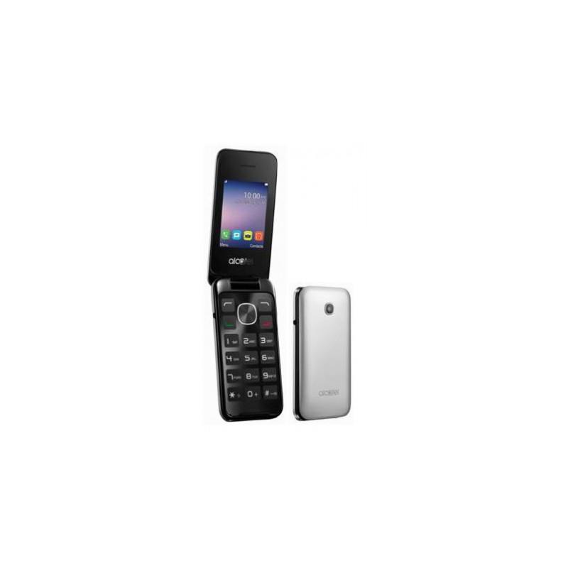 """Alcatel 2051D Silver, 2.4 """", TN, 240 x 320 pi"""