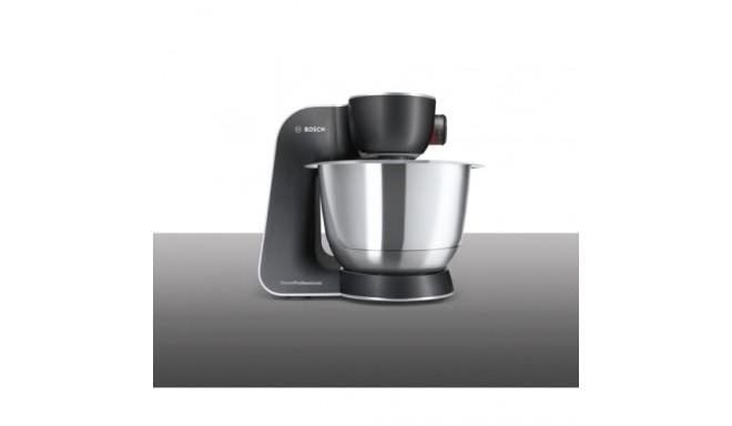 Bosch köögikombain MUM59M55, must/hõbedane