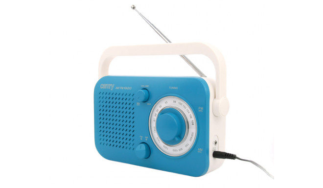 Camry Radio CR 1152 Blue,