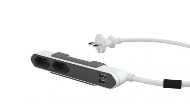 Allocacoc PowerBar USB EU
