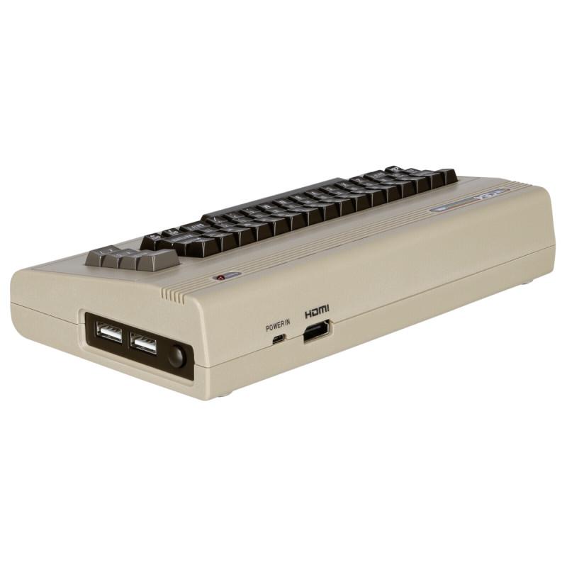 C64 Mini Retro-Konsole incl. 64 pre-installed Games