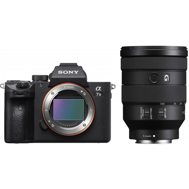 Sony a7 III + 24-105мм Kit